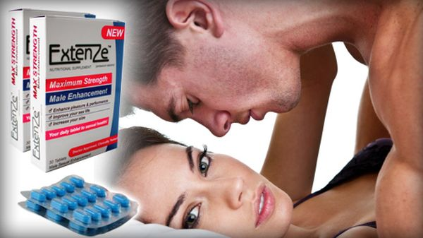 Extenze Male Enhancement Pills Review And Directions